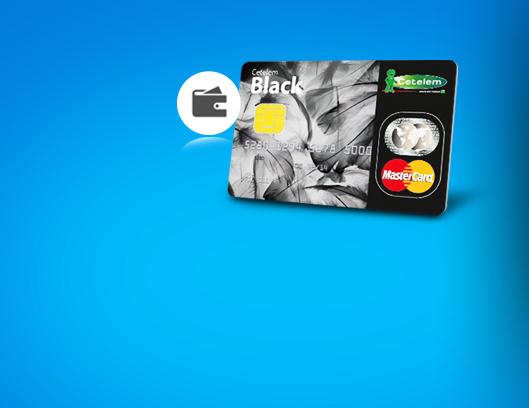 Cartão de crédito black